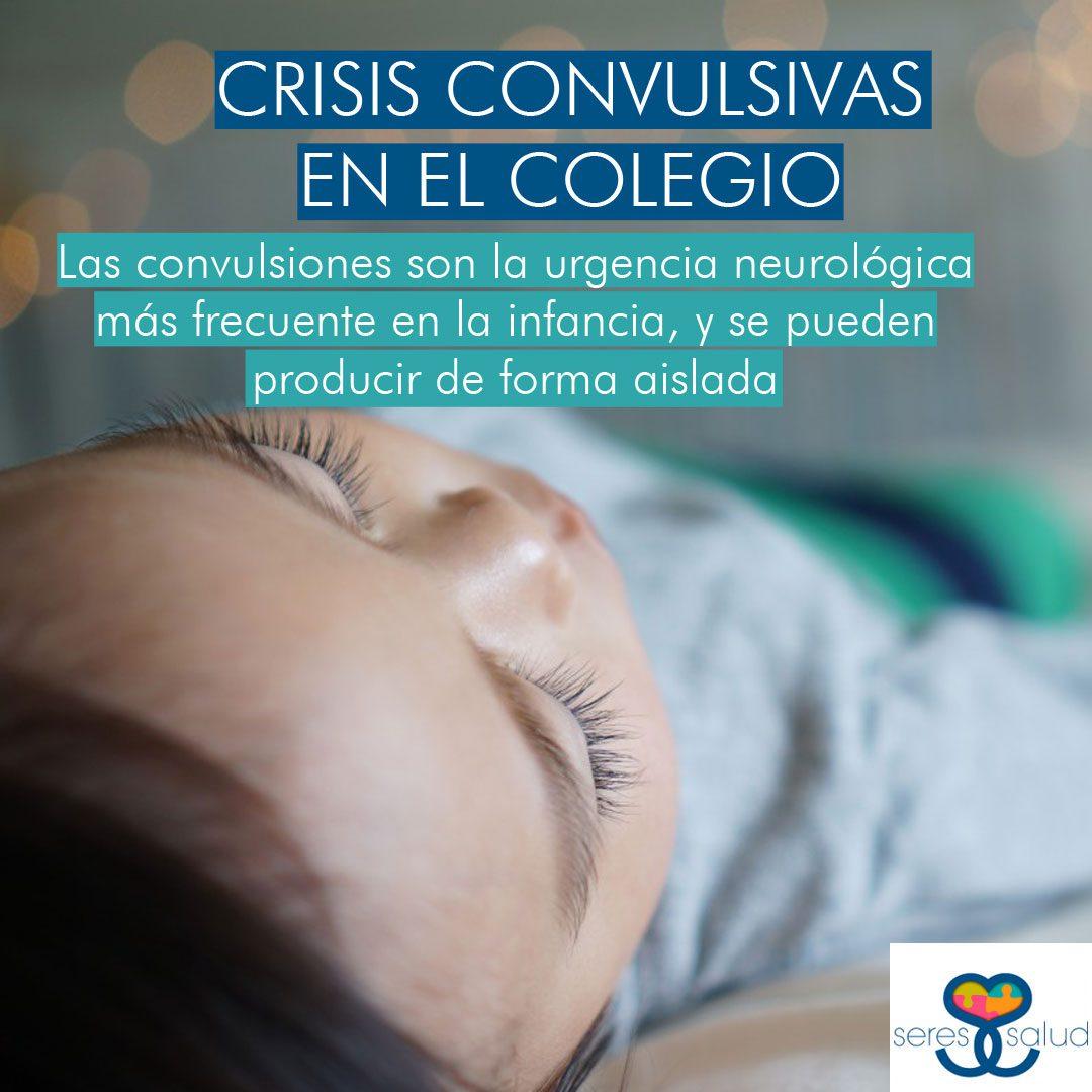 Crisis convulsivas en niños