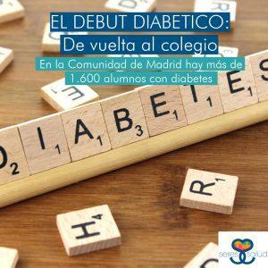 diabetes en el colegio