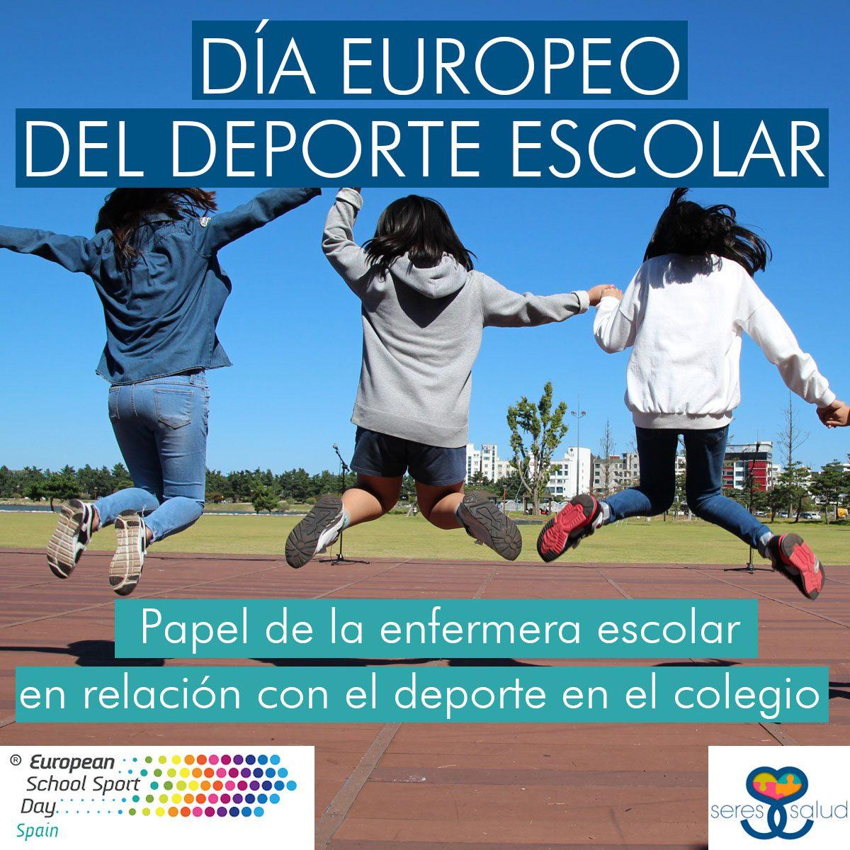 Día Europeo del deporte Escolar, enfermera escolar, enfermería escolar, servicio de salud escolar, educación para la salud, asesoría en salud, enfermera en el colegio, Seres Salud, Los beneficios del ejercicio físico en los niños, beneficios del deporte en los niños, El deporte y la salud en los niños, beneficios de hacer deporte en niños.