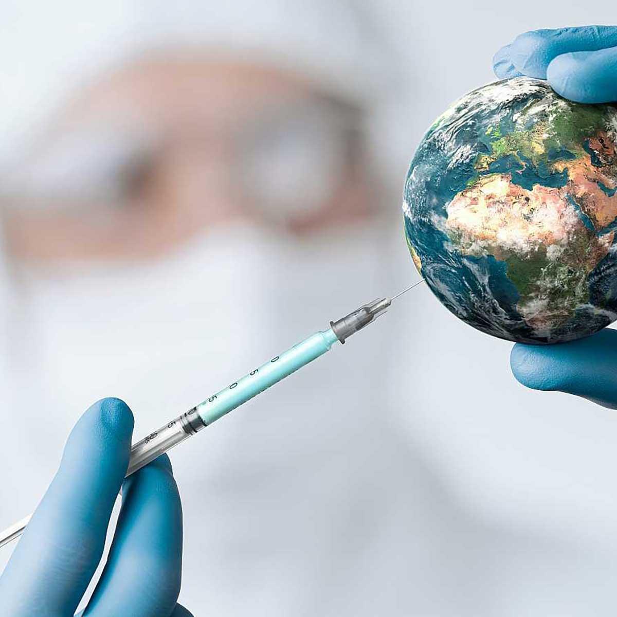 la vacuna llegará a los niños en edad escolar