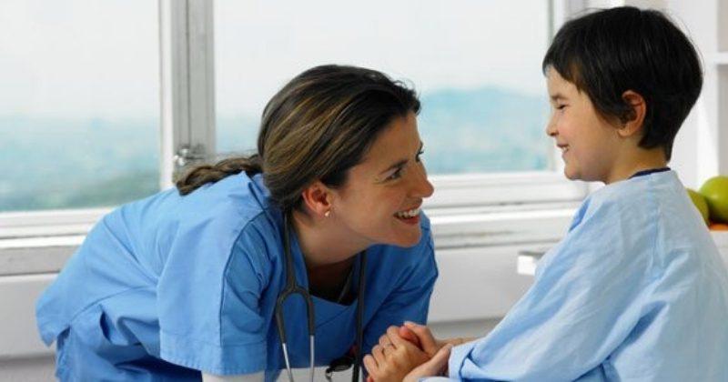 Enfermera Escolar es Seres Salud